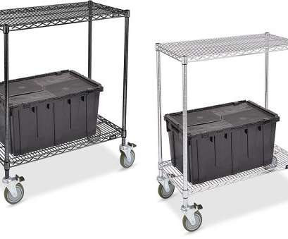 uline black wire shelving Wire Utility Carts in Stock, ULINE 18 Cleaver Uline Black Wire Shelving Pictures
