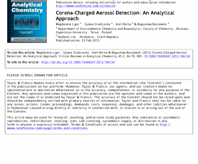 ultracad wire gauge calculator (PDF) Corona-Charged Aerosol Detection: An Analytical Approach Ultracad Wire Gauge Calculator Creative (PDF) Corona-Charged Aerosol Detection: An Analytical Approach Solutions