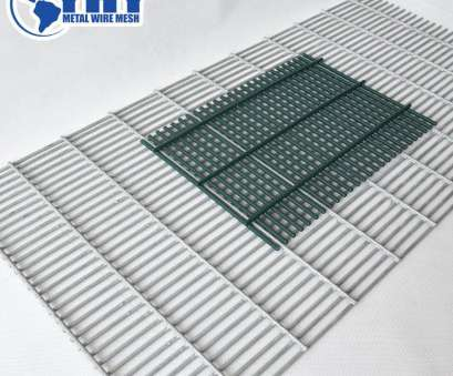 Used Wire Mesh Panels Fantastic 2′′ X 2′′, Dipped Galvanized Welded Mesh Panel Used, Garden Fence Images