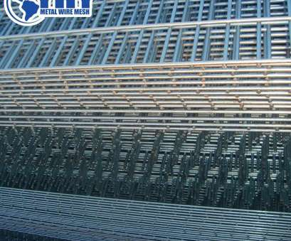 Used Wire Mesh Panels Cleaver 2′′ X 2′′, Dipped Galvanized Welded Mesh Panel Used, Garden Fence Galleries