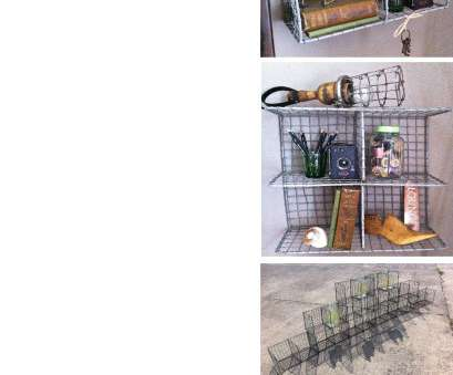vintage wire shelving units Vintage Wire Mesh Shelf Units Vintage Wire Shelving Units Brilliant Vintage Wire Mesh Shelf Units Collections