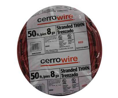 14 Perfect What Is 8 Gauge Wire Used For Images
