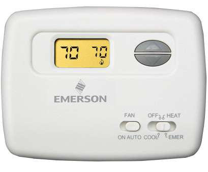 white rodgers thermostat wiring diagram 1f79 Emerson 1F79-111 Comfort, Thermostat, Programmable Household Thermostats, Amazon.com White Rodgers Thermostat Wiring Diagram 1F79 Popular Emerson 1F79-111 Comfort, Thermostat, Programmable Household Thermostats, Amazon.Com Pictures