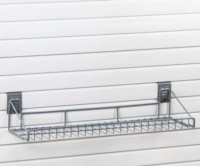 10 Cleaver White Wire Shelf Accessories Collections