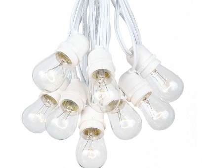 white wire string lights 50 Clear, Heavy Duty String Light Sets on White Wire, Novelty Lights, Inc White Wire String Lights Simple 50 Clear, Heavy Duty String Light Sets On White Wire, Novelty Lights, Inc Images