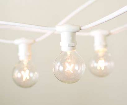 white wire string lights Commercial Globe String Lights, 25ft, White Wire,, Bulbs, Clear White Wire String Lights Practical Commercial Globe String Lights, 25Ft, White Wire,, Bulbs, Clear Collections