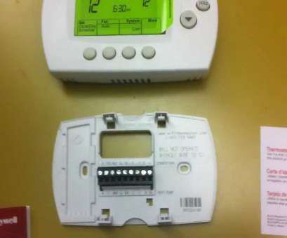 wifi thermostat wiring diagram Honeywell Wi Fi Thermostat Install Part 3 YouTube Inside Wifi Wiring Diagram 19 Simple Wifi Thermostat Wiring Diagram Galleries