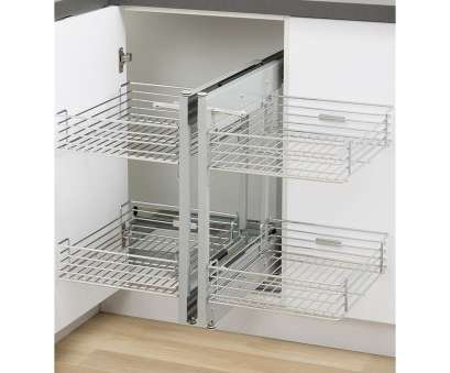 wire basket shelves bunnings Find Kaboodle Blind Corner 2 Tier Soft Close Pull, Baskets at Bunnings Warehouse. Visit your local store, the widest range of kitchen products 16 Simple Wire Basket Shelves Bunnings Pictures