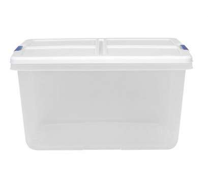 wire basket storage lowes Hefty 16.5-Gallon (66-Quart) Clear Tote with Latching Lid Wire Basket Storage Lowes Best Hefty 16.5-Gallon (66-Quart) Clear Tote With Latching Lid Collections