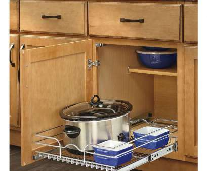 wire basket storage lowes Shop Rev-A-Shelf 17.5-in, 7-in 1-Tier Pull, Metal Basket at Wire Basket Storage Lowes Best Shop Rev-A-Shelf 17.5-In, 7-In 1-Tier Pull, Metal Basket At Pictures