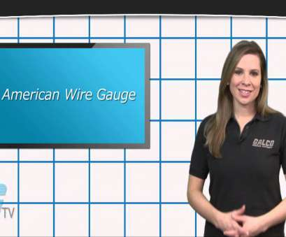 wire gauge conversion mm to awg American Wire Gauge (AWG) Standards, GalcoTV Tech Tip Wire Gauge Conversion Mm To Awg Creative American Wire Gauge (AWG) Standards, GalcoTV Tech Tip Solutions