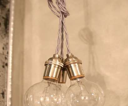 Wire Hanging Pendant Light Top EPBOT: Wire Your, Pendant Lighting, Cheap, Easy, & Fun! Galleries
