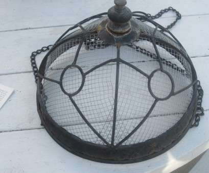 Wire Mesh Baskets, Plants Popular Another Green World: Hanging Baskets With Succulents Solutions