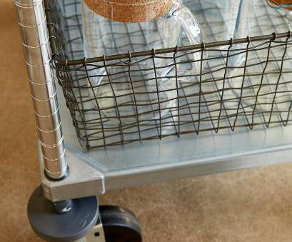 Wire Mesh Baskets South Africa Brilliant Wire Storage Baskets Cart, Indoor & Outdoor Decor : Flash Trend Collections