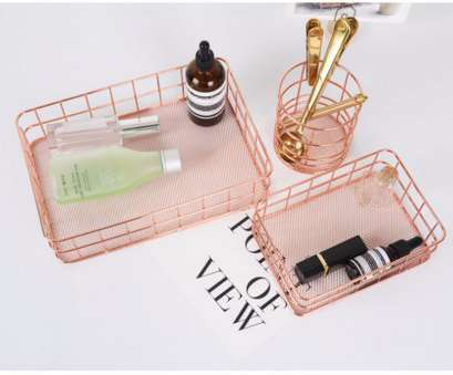 wire mesh bread baskets Details about Rose Gold Modern Wire Mesh Basket, Storage Container Home Bathroom Bedroom US Wire Mesh Bread Baskets Best Details About Rose Gold Modern Wire Mesh Basket, Storage Container Home Bathroom Bedroom US Photos