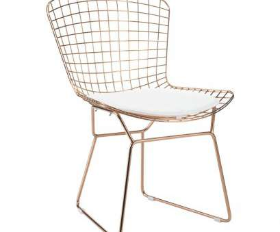 wire mesh chair ZUO White Mesh Wire Outdoor Chair Cushion 17 Top Wire Mesh Chair Ideas