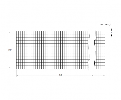 16 Top Wire Mesh Fence Dimensions Collections