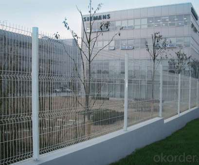 Wire Mesh Fence Suppliers New Buy White Color Coated Welded Wire Mesh Fence Price,Size,Weight Images