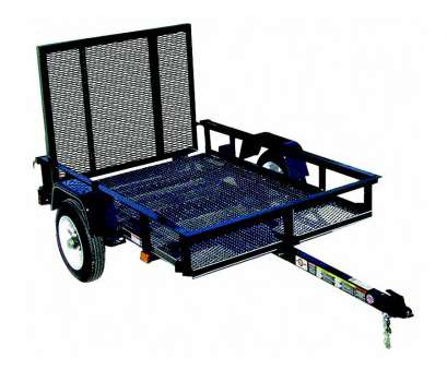 wire mesh panels for trailers Carry-On Trailer 10-ft x 5-ft Wire Mesh Utility Trailer with 18 Simple Wire Mesh Panels, Trailers Ideas