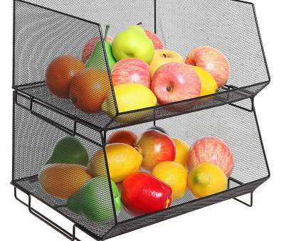 11 Fantastic Wire Mesh Vegetable Baskets Collections