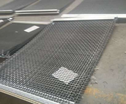 wire mesh vibrating screen Crimped Wire Mesh/Woven Screen Mesh/Vibrating Screen Mesh Used in Vibrating Stone Crushers 16 Nice Wire Mesh Vibrating Screen Photos
