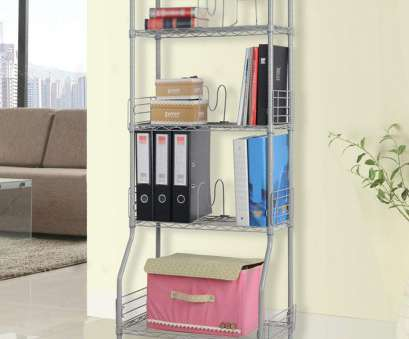 8 Simple Wire Rack Book Shelf Pictures