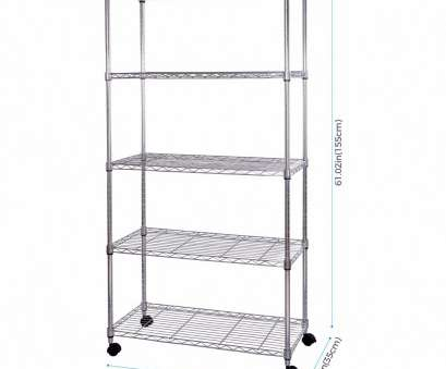 wire rack shelving uk First Class Metal Shelving On Wheels Lifewit 5 Tier Wire Unit Steel Storage Rack Home Depot Wire Rack Shelving Uk Brilliant First Class Metal Shelving On Wheels Lifewit 5 Tier Wire Unit Steel Storage Rack Home Depot Pictures