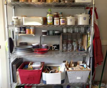 wire shelf rack kitchen Ultimate Guide to Wire Shelving Kitchen Buying Tips : Creative Ideas To Make Wire Shelving Kitchen 8 Perfect Wire Shelf Rack Kitchen Images
