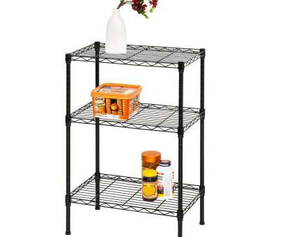 wire shelving accessories amazon Amazon.com: Finnhomy Supreme Steel Wire Shelving Unit with Stable Leveling Feet, 3 Shelves, Thicken Steel Tube,Black: Kitchen & Dining Wire Shelving Accessories Amazon Creative Amazon.Com: Finnhomy Supreme Steel Wire Shelving Unit With Stable Leveling Feet, 3 Shelves, Thicken Steel Tube,Black: Kitchen & Dining Ideas