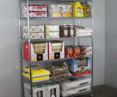 wire shelving accessories amazon Amazon.com: SafeRacks, 6-Tier Wire Shelving Rack with Wheels, Zinc,, x, x 72