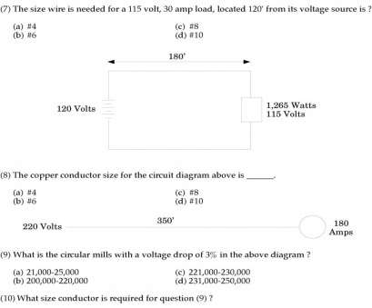 wire size 6 amps Voltage Drop (Single-Phase), PDF Wire Size 6 Amps Brilliant Voltage Drop (Single-Phase), PDF Galleries