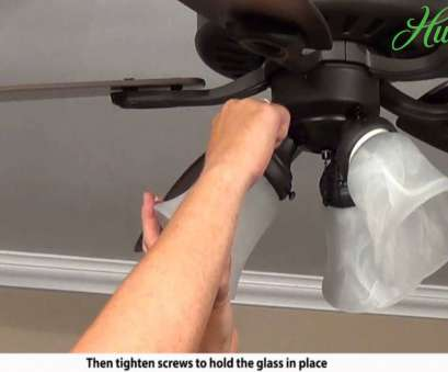 wiring a ceiling fan light kit How to Install a Multi-Light, on Your Hunter Ceiling,, 5xxxx Series Model Fans, YouTube 18 Most Wiring A Ceiling, Light Kit Pictures