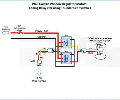 wiring a electric switch Power Window Conversion 1966 Thunderbird Switches In Lovely Wiring Diagram Switch Wiring A Electric Switch Brilliant Power Window Conversion 1966 Thunderbird Switches In Lovely Wiring Diagram Switch Ideas