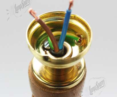 wiring a light fixture brown wire How to wire a BC lampholder Wiring A Light Fixture Brown Wire Creative How To Wire A BC Lampholder Ideas