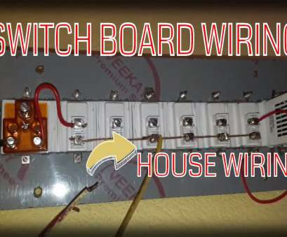 wiring a switch board Switch Board Wiring Connection, House wiring Tutorial, Electric board connection Wiring A Switch Board Brilliant Switch Board Wiring Connection, House Wiring Tutorial, Electric Board Connection Collections