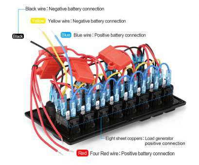 wiring a switch panel For, Switch Panel Wiring Diagram With, Switch Panel Wiring Diagram 17 Cleaver Wiring A Switch Panel Photos