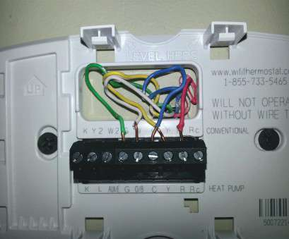 14 Most Wiring Diagram, Honeywell Rth3100C Thermostat Solutions