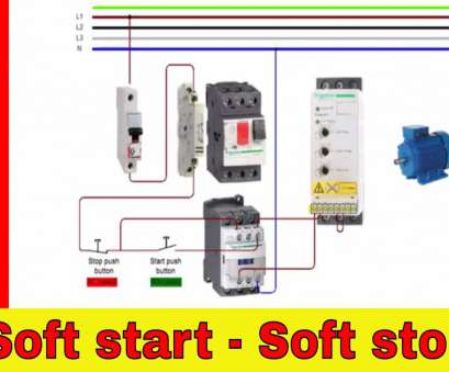 Wiring Diagram Softstarter Practical How To Wire Soft Starter, Contactor. V.1 Pictures