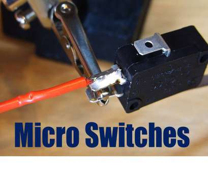 wiring in a micro switch How to Wire up a Micro Switch 19 Practical Wiring In A Micro Switch Images