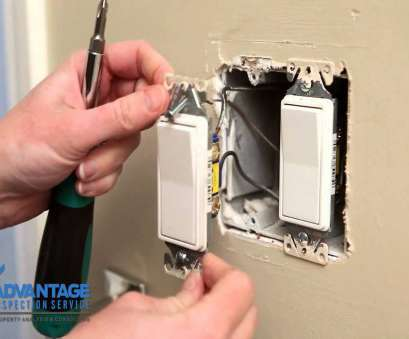 wiring single pole dimmer switch electrical Installing a Single Pole Dimmer Switch, a Light Wiring Single Pole Dimmer Switch Electrical Simple Installing A Single Pole Dimmer Switch, A Light Ideas