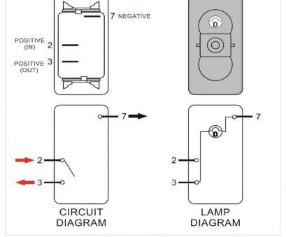 wiring toggle switch 12 volt docking lights rocker switch carling contura ii illuminated, rh lambdarepos, 12 Volt Toggle Switch Wiring Toggle Switch 12 Volt Best Docking Lights Rocker Switch Carling Contura Ii Illuminated, Rh Lambdarepos, 12 Volt Toggle Switch Pictures