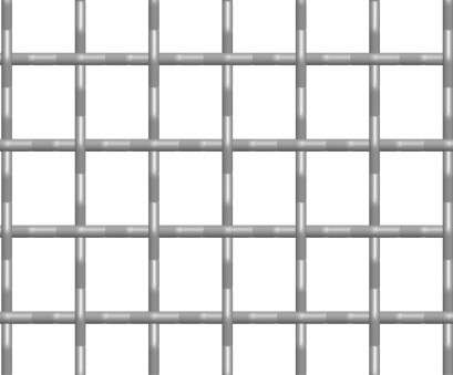 woven wire mesh 1/2 I-63, Industrial Woven Wire Mesh Intercrimp 18 Creative Woven Wire Mesh 1/2 Collections