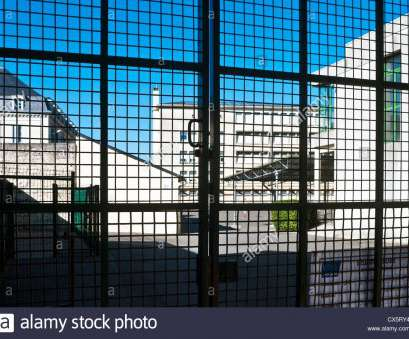 Woven Wire Mesh Christchurch Brilliant Wire Mesh Grille Stock Photos & Wire Mesh Grille Stock Images, Alamy Images