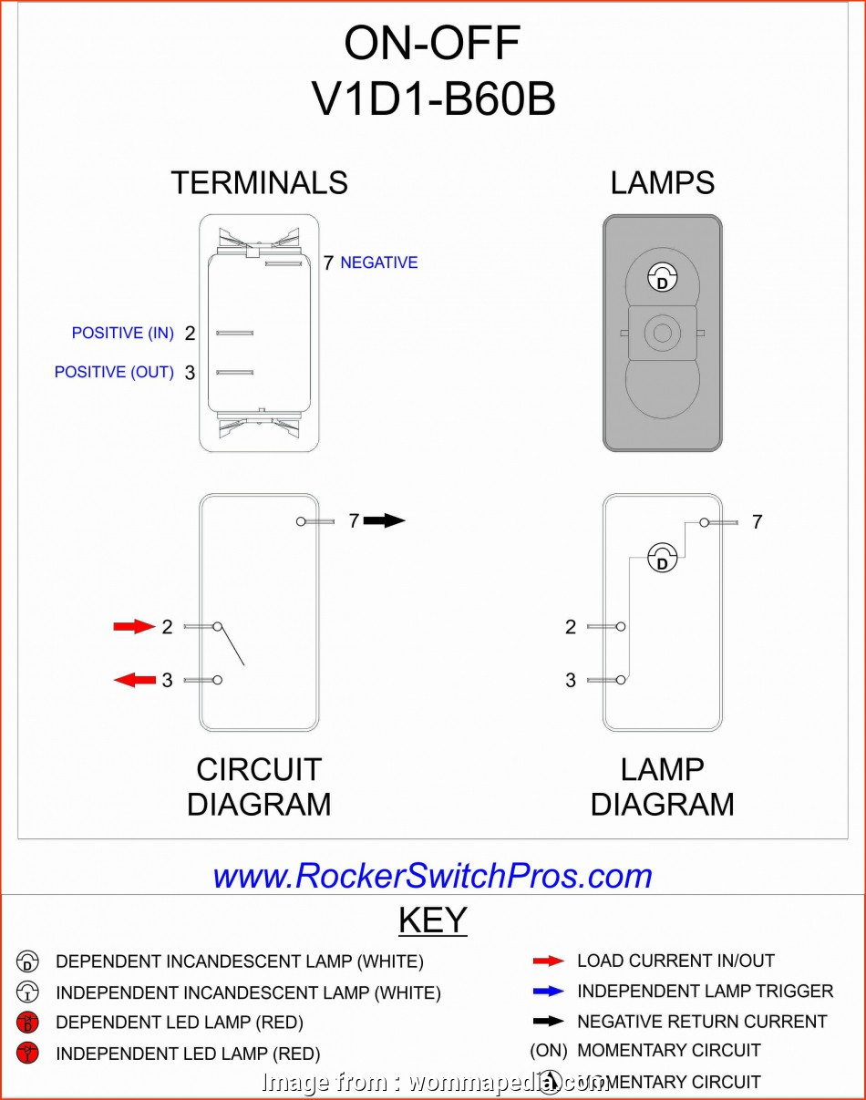 Car Ignition Switch Panel Engine Start Button 3 Toggle Amazing Rocker Wiring Diagram from tonetastic.info