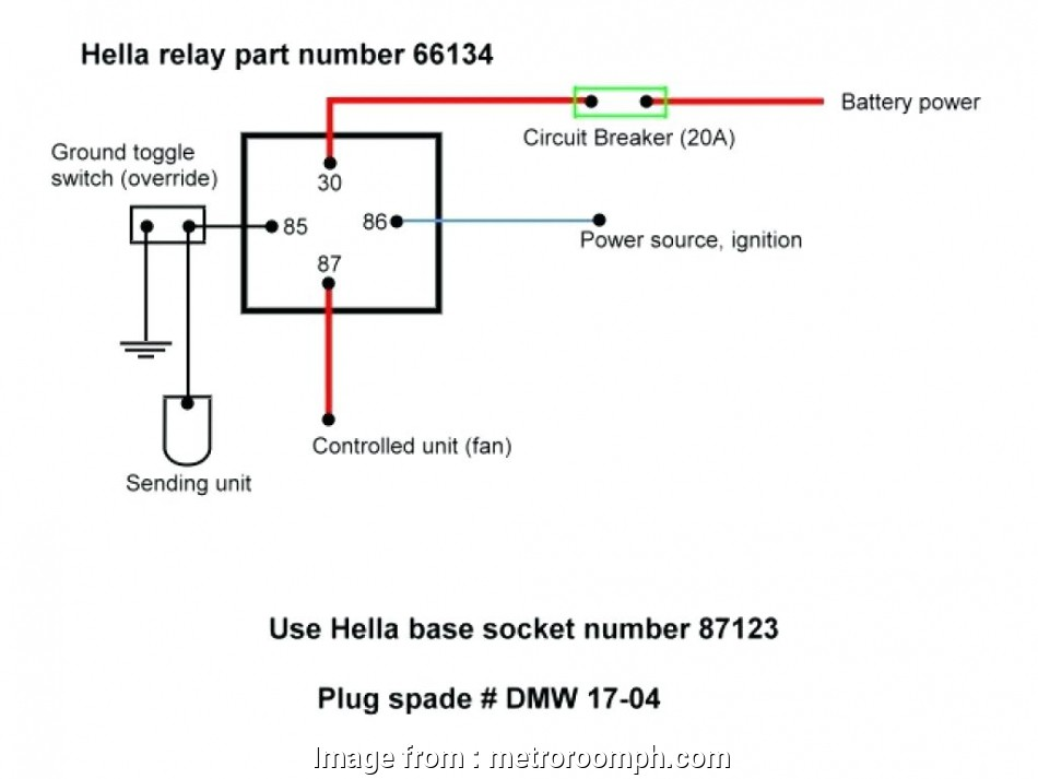 Toggle Switch Relay Wiring Simple Furnace  Relay Wiring Diagram Collection  Electrical Wiring