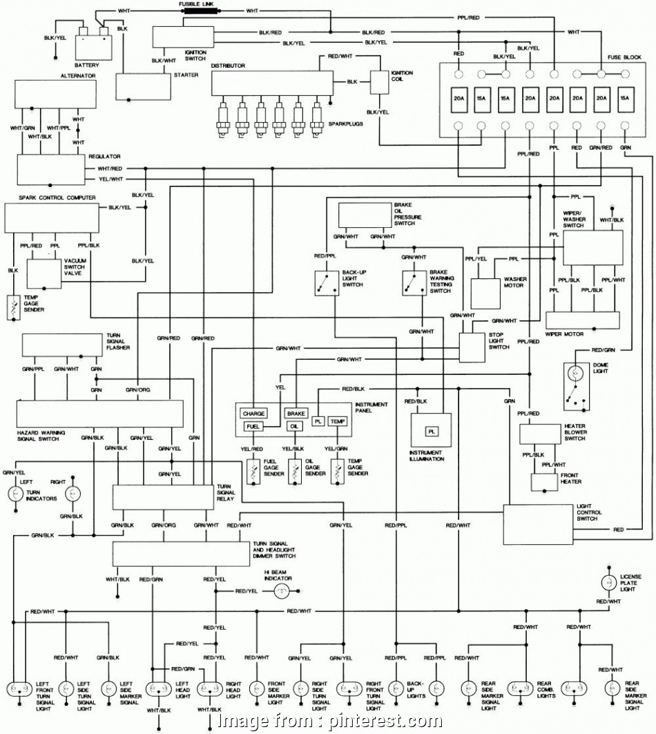 toyota coaster electrical wiring diagram Toyota Coaster Wiring Diagram Schematic, WiringDiagram.org 8 New Toyota Coaster Electrical Wiring Diagram Images