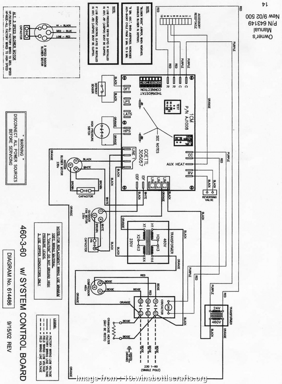 Trane Xr80 Thermostat Wiring Diagram Practical Instruction
