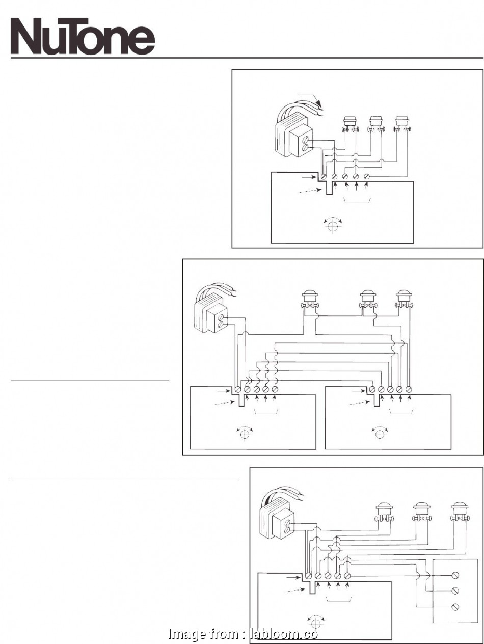 Two Doorbell Wiring Diagram Simple How To Make  Wire