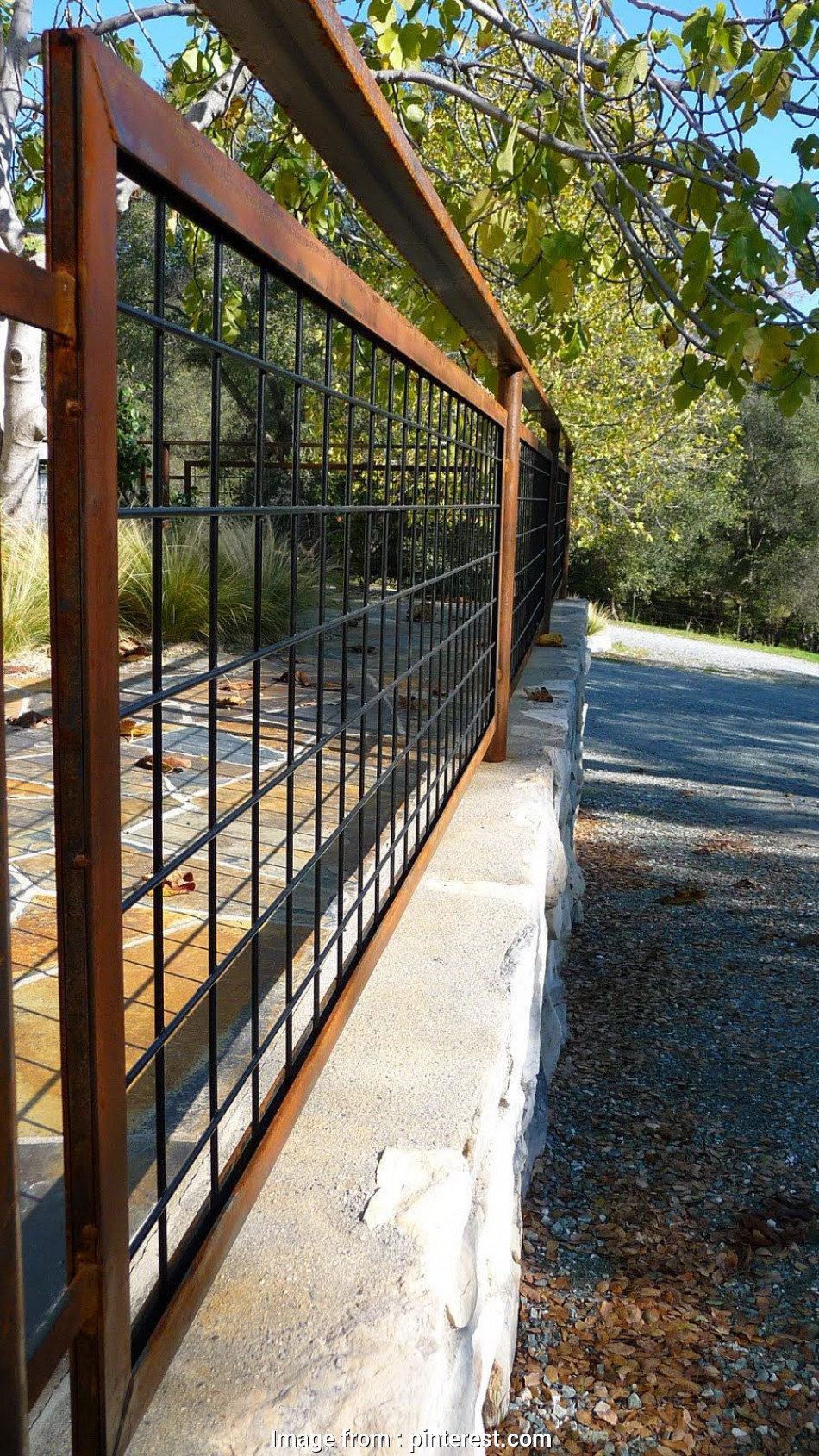 used wire mesh panels Living Iron:, Wire Fencing with Patina, landscape design, fencing. Will it keep, deer? Used Wire Mesh Panels Popular Living Iron:, Wire Fencing With Patina, Landscape Design, Fencing. Will It Keep, Deer? Images