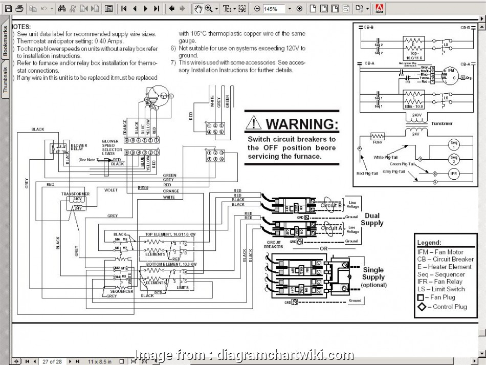 White Rodgers Thermostat Wiring Diagram 1f89 211 Popular